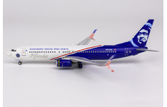 NG Model 1:400 Alaska Airlines Boeing B737-800S 'Honoring Those Who Serve' N570AS (NG58075)