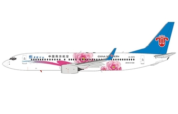 NG Model 1:400 China Southern Airlines Boeing B737-800w 'Hometown Henan' B-1979 (NG58083)