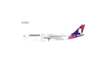 NG Model 1:400 Hawaiian Airlines Airbus A330-200 N389HA (NG61021)