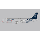 Panda Model 1:400 Air France Airbus A320-200 'SkyTeam' F-GKXS (PM202020)
