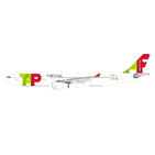 Panda Model 1:400 TAP Air Portugal Airbus A330-300 'John dos Passos' CS-TOU (TAP001)