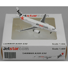JC Wings 1:400 Jetstar Pacific Airbus A320-232 VN-A195