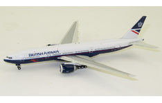 Phoenix Models 1:400 British Airways Boeing B777-200(ER) 'Landor' G-VIIC (PH04339)
