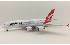 Phoenix Models 1:400 Qantas Airways Airbus A380-800 'David Warren' VH-OQI (PH04354)