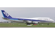 Phoenix Models 1:400 ANA All Nippon Airways Boeing B747-400 JA8097 (PH04372)