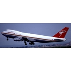Phoenix Models 1:400 Qantas Airways Boeing B747-200 'Delivery' VH-EBA (PH04377)