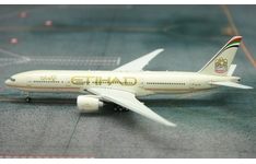 Phoenix Models 1:400 Etihad Airways Boeing B777-200(LR) A6-LRC (PH10944)