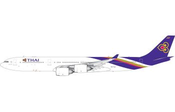 Phoenix Models 1:400 Thai Airways International Airbus A340-500 'Delivery' HS-TLA (PH11545)
