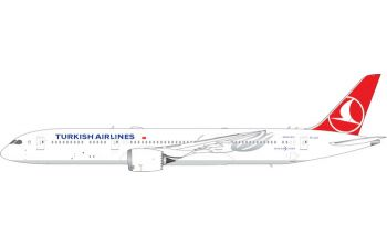 Phoenix Models 1:400 Turkish Airlines Boeing B787-900 Dreamliner 'Delivery' TC-LLA (PH11557)