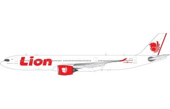 Phoenix Models 1:400 Lion Air Airbus A330-900 NEO 'Delivery' PK-LEI (PH11560)