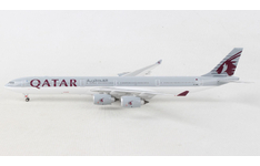 Phoenix Models 1:400 Qatar Airways Airbus A340-600 A7-AGD (PH11561)