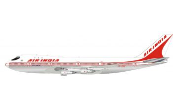 Retro Models 1:200 Air India Boeing B747-200 'Emperor Shahjehan' VT-EBE (RM742002)