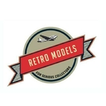 Retro Models - 1/200 Scale Diecast Model Aircraft